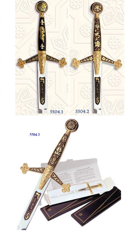Claymore Sword Letter Opener